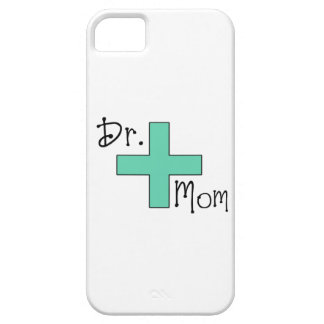 Dr. Mom iPhone 5 Cases