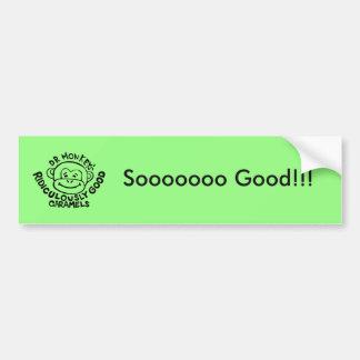 Dr. Monkey Bumper Sticker