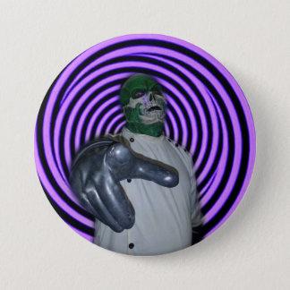 DR. MORTOSE Hypno-Ray Pinback Button