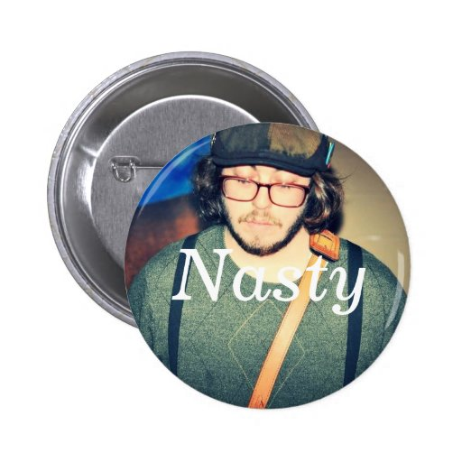 Dr Nasty & The Mountain Men Jordan Button