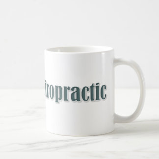 DR of Chiropractic Coffee Mug