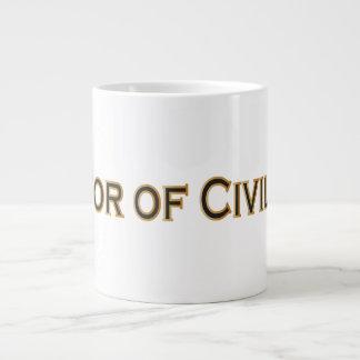 DR of Civil Law Large Coffee Mug