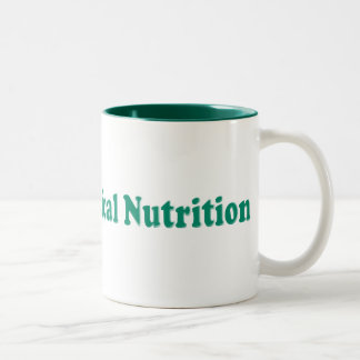DR of Clinical Nutrition Two-Tone Coffee Mug