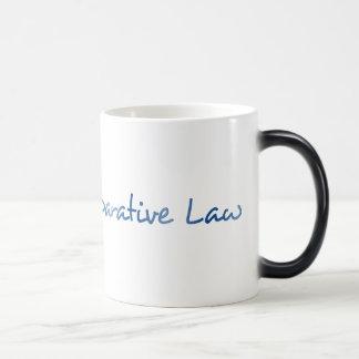 DR of Comparative Law Magic Mug