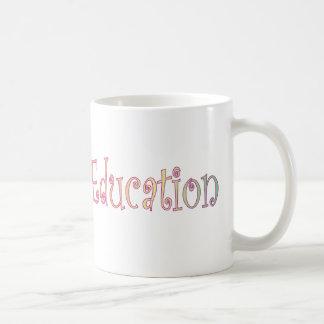 DR of Education Coffee Mug