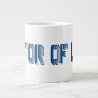 DR of Laws Large Coffee Mug