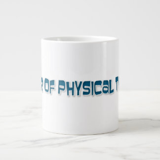DR of Physical Therapy Giant Coffee Mug