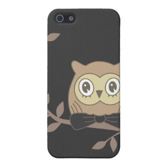 DR. OWL iPhone 5 CASES