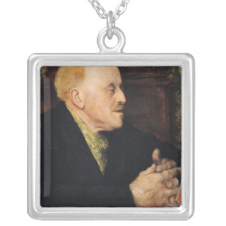Dr. Paul Gachet  1891 Silver Plated Necklace