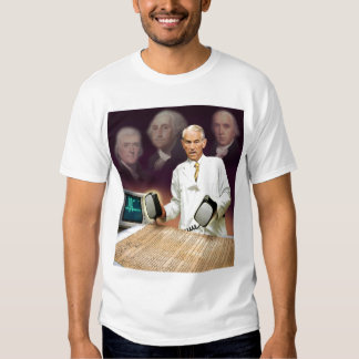 Dr.Paul revives the Constitution Shirt