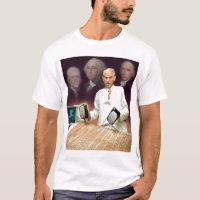 Dr.Paul revives the Constitution T-Shirt