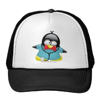 Dr Penguin Trucker Hat