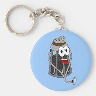 Dr. Pepper Shaker Keychain