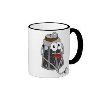 Dr. Pepper Shaker Ringer Coffee Mug