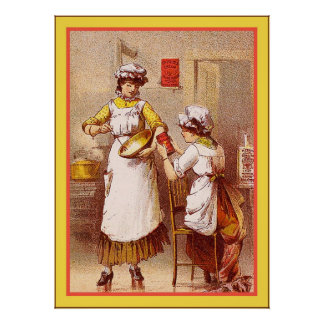Dr. Price's Cream Baking Powder ~ 1880-1900 Posters