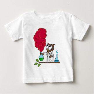 Dr. rer. nat. Owl Baby T-Shirt