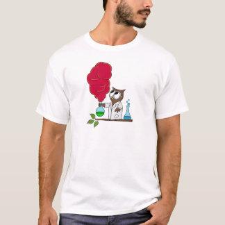 Dr. rer. nat. Owl T-Shirt