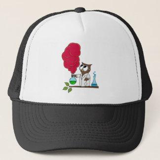 Dr. rer. nat. Owl Trucker Hat