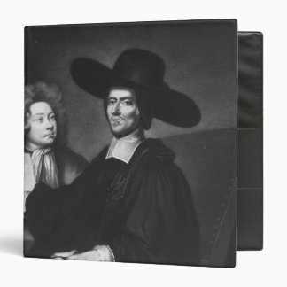 Dr Richard Busby  engraved by James Masson Binder