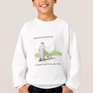 Dr. Roarshach Cartoon Gifts, Tees, & Collectibles Sweatshirt