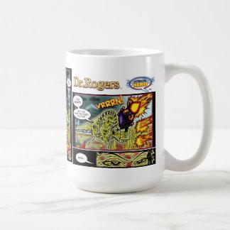 Dr. Rogers character mug