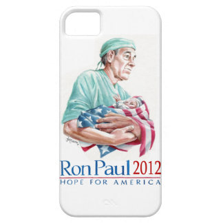 Dr. Ron Paul 2012 For President iPhone 5 Cover