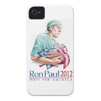 Dr. Ron Paul 2012 For President iPhone 4 Cover