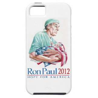 Dr. Ron Paul 2012 For President iPhone 5 Case