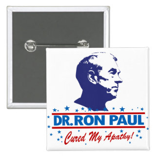 Dr. Ron Paul Cured My Apathy Button
