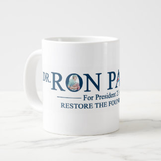 Dr. Ron Paul M.D. For President 2012 Large Coffee Mug