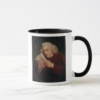 Dr. Samuel Johnson  1775 Mug