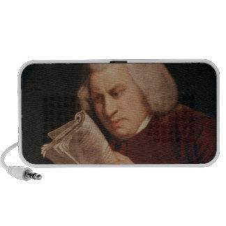 Dr Samuel Johnson 1775 Mini Speaker