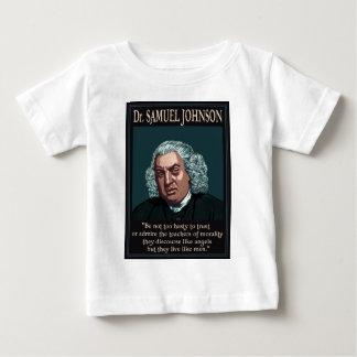 Dr. Samuel Johnson Baby T-Shirt