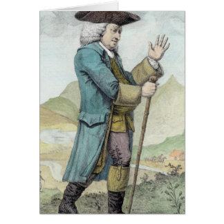 Dr Samuel Johnson Card