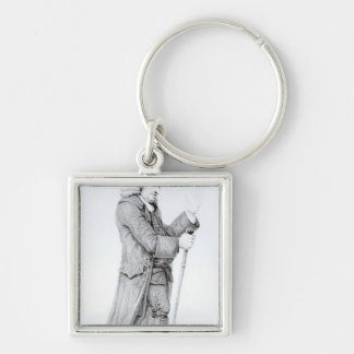 Dr Samuel Johnson Keychain