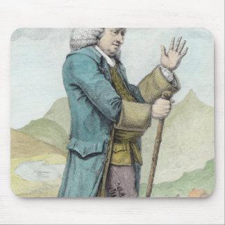 Dr Samuel Johnson Mouse Pad