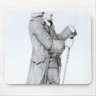 Dr Samuel Johnson Mouse Pad