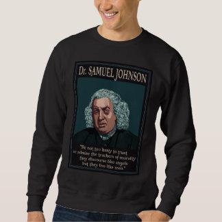 Dr. Samuel Johnson Sweatshirt