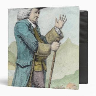 Dr Samuel Johnson Vinyl Binders