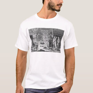 Dr Samuel Johnson's Introduction to a Highland T-Shirt
