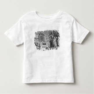 Dr Samuel Johnson's Introduction to a Highland Toddler T-shirt