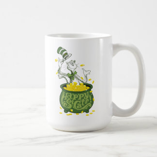 Dr. Seuss | Cat in the Hat - Happy St. Cat's! 2 Coffee Mug