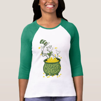 Dr. Seuss | Cat in the Hat - Happy St. Cat's! T-Shirt