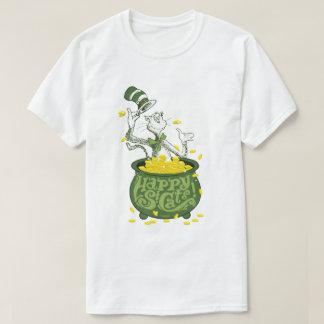 Dr. Seuss   Cat in the Hat - Happy St. Cat's! T-Shirt