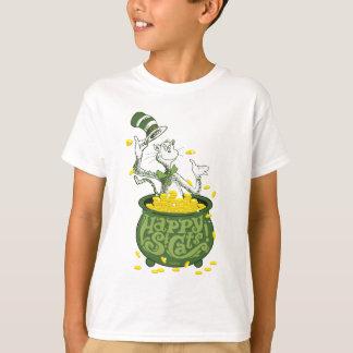 Dr. Seuss | Cat in the Hat - Happy St. Cat's! T-Shirt