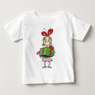 Dr. Seuss | Cindy-Lou Who - Holding Present Baby T-Shirt