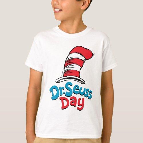 Dr Seuss Day T_Shirt