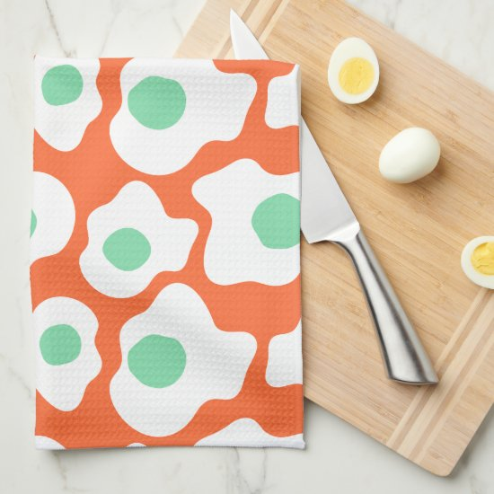 Dr. Seuss | Green Eggs and Ham Icon Kitchen Towel