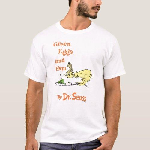Dr Seuss  Green Eggs and Ham T_Shirt