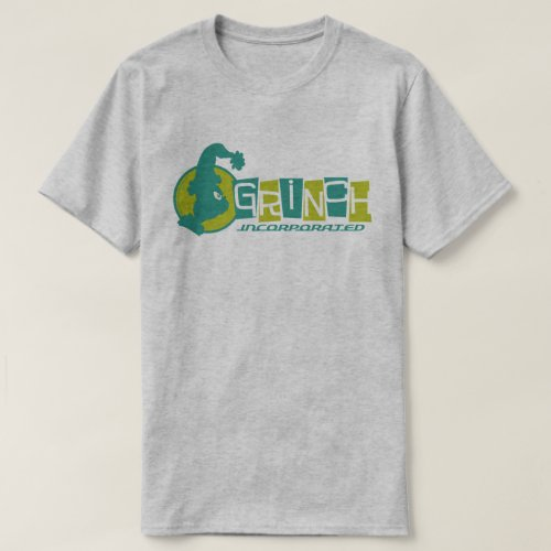 Dr. Seuss | Grinch Incorporated T-Shirt